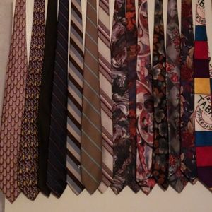 Mens Fashionable Neckties